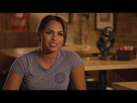 monica raymund chicago fire Interview