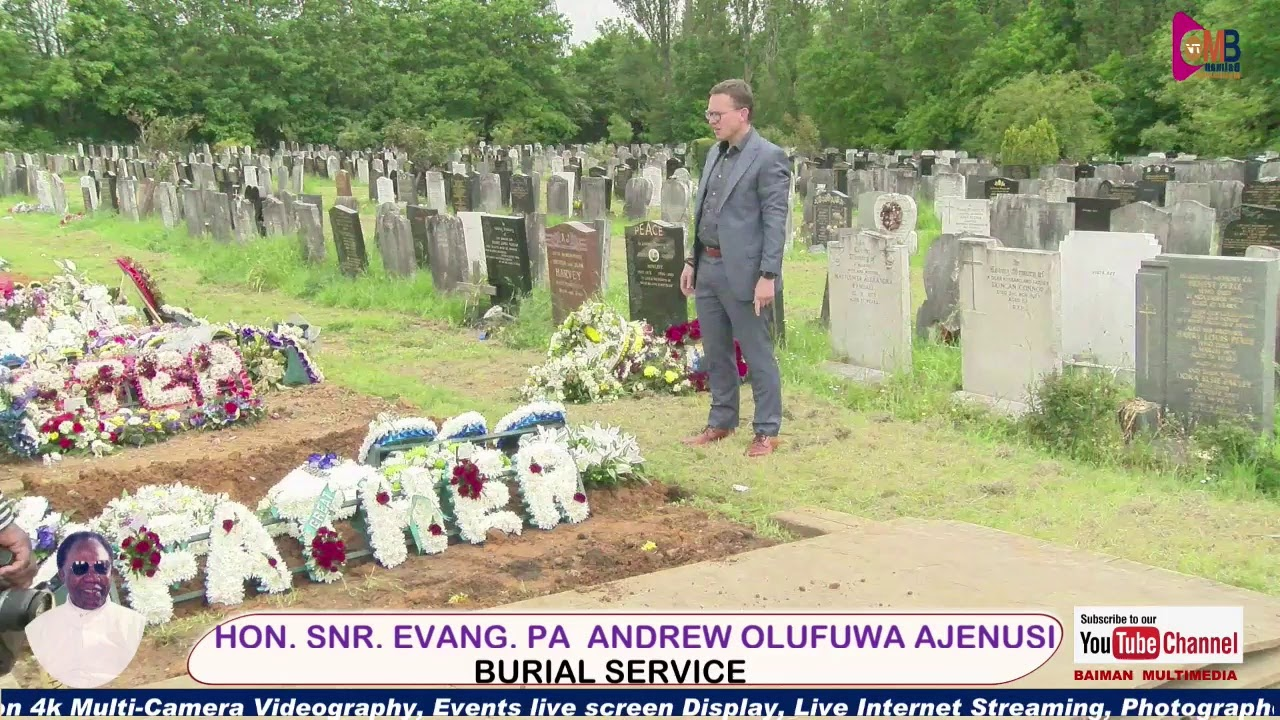 Download BURIAL SERVICE FOR HON. SNR. EVANG. PA ANDREW OLUFUWA AJENUSI