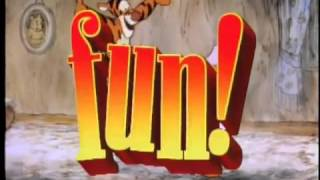 Play Winnie The Pooh/The Wonderful Thing About Tiggers