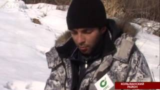 Любители зимней рыбалки закрыли сезон традиционными соревнованиями в Колыванском районе.
