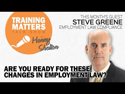 Are You Ready for These Changes in Employment Law?
