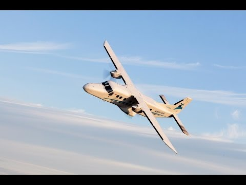 Dornier 228-202 to Africa