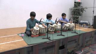 Taalim Youth Ensemble - Young Tabla Players
