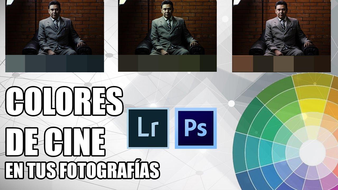 Colorizar fotografías con PALETAS DE COLOR