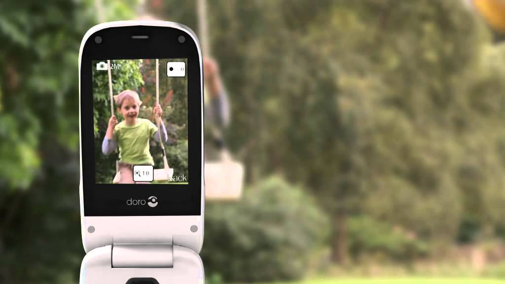 Doro Phoneeasy 623 Available From Optus Nationwide Youtube