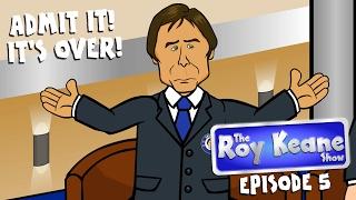 EPISODE 5! The Roy Keane Show! Will Conte Admit It? It's Over? (Premier League Title Race)