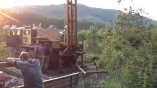 """Поиск воды для водоснабжения земельного надела на территории поселка """"Ильменский заповедник"""""""