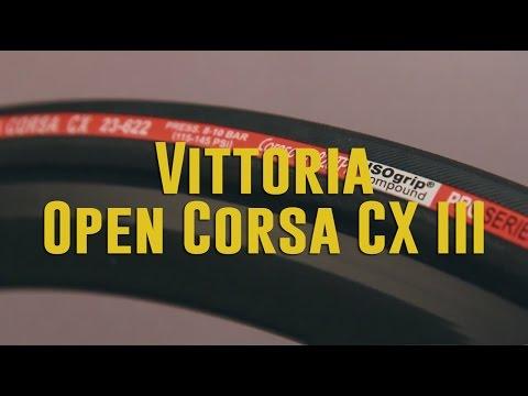 Bike Tires Direct: Vittoria Open Corsa CX III