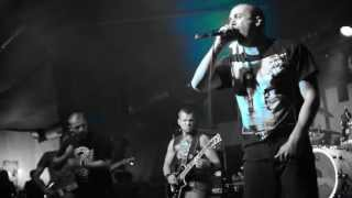 HARDFACED - Dying Lake (Live in Sofia, 05.07.2013) HD