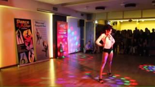 Dance Star Festival, GO-GO. Индира Абрамович - 1 место