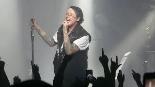 """The Beautiful People"" Marilyn Manson@Starland Ballroom Sayreville, NJ 2 / 16 / 18"