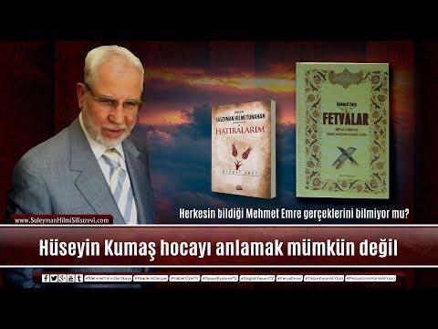 Hüseyin Kumaş Hoca Süleymancılar Cemaatinden Uzaklaştırıldı Mı   Mehmet Emre Ve Hatıratı   #mfs