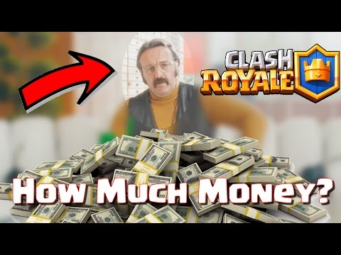 How Much Money Does Clash Royale make?