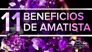 11 BENEFICIOS DE AMATISTA - MEDITACIÓN ESPIRITUAL YouTube Videos