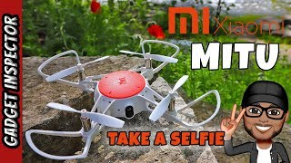 Xiaomi MITU Drone Review | Unboxing Setup Flight Test and Camera Footage