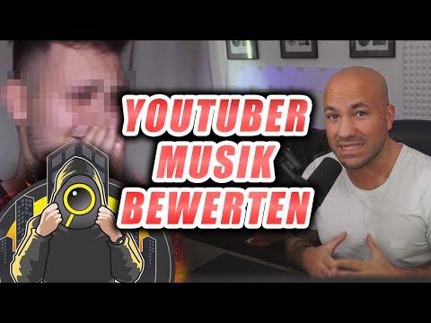 """Raportagen – SupermanDennis Disstrack / Ich bewerte """"MUSIK"""" von Youtubern"""