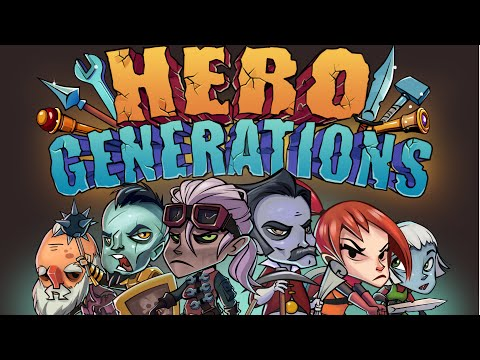 Phawx Plays Hero Generations - Every Turn Is One Year Of Your Life - Quick Look / Let's Play