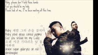 Gambar cover Taeyang   Wedding Dress Lyrics (English/Korean/Romanizations)