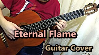 Eternal Flame - The Bangles (Guitar Cover with Tab)