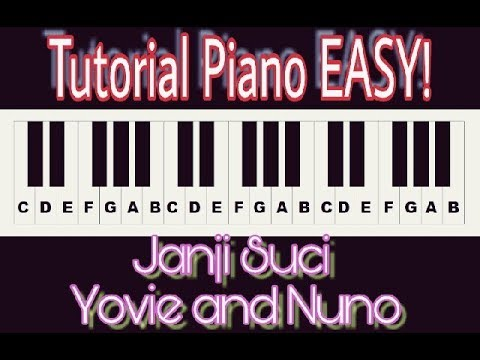 Tutorial Piano Jaman Now Janji Suci - Yovie and Nuno by Adi