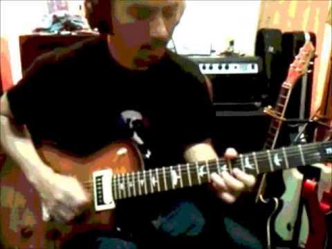 Ady Qays Guitar Jam - Metallica - Whiskey In A Jar