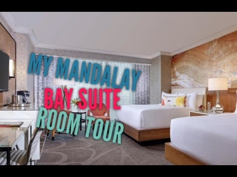 My Mandalay Bay suite Room Tour