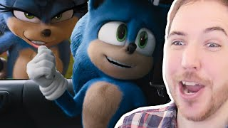 THE INTERNET SAVED SONIC WITH MEMES!