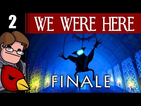 Let's Play We Were Here Co-op Part 2 FINALE - A King and a Castle