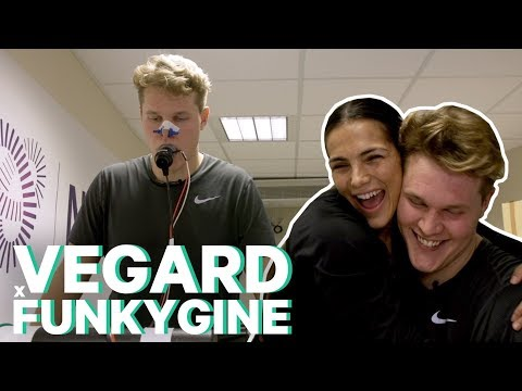 Vegard X Funkygine #44: Vegard tester formen på Nimi