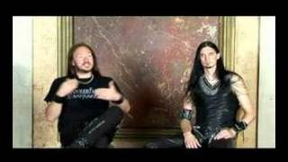 HAMMERFALL - Threshold (OFFICIAL INTERVIEW)
