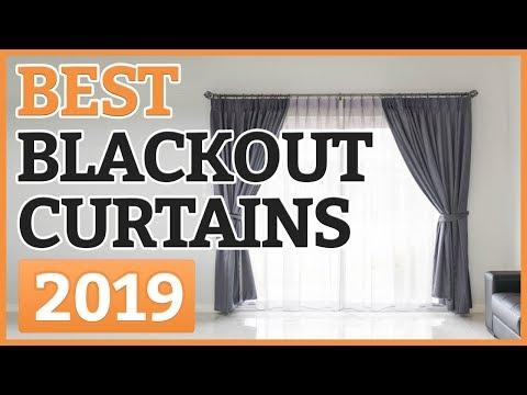 Best Blackout Curtains 2018 – TOP 11 Blackout Curtain