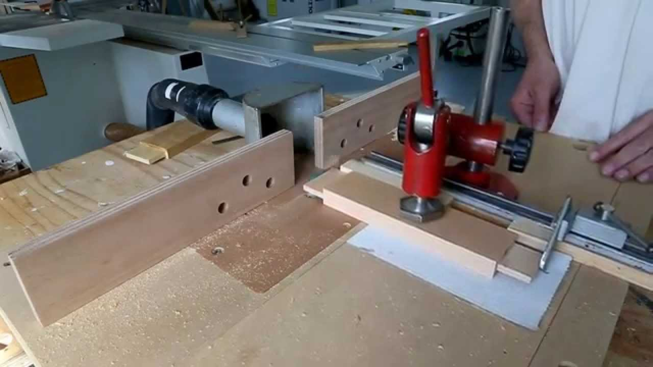 Diy mdf router table with sliding table complete video youtube keyboard keysfo