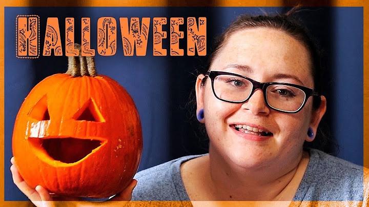 a spooky school bus and a pumpkin problem