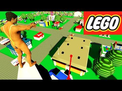 GROS DÉLIRE MAP LEGO !! (Délire Garry