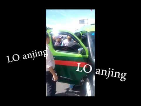 keributan supir angkot vs orang kaya                     BERITA TRENDING