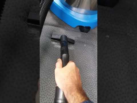 Car Clean Challenge - Car Seat ( Part 2)