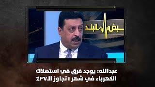 عبدالله: يوجد فرق في استهلاك الكهرباء في شهر 1 تجاوز الـ37% - نبض البلد
