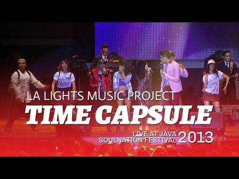 "LA Lights Music Project ""Time Capsule"" Live at Java Soulnation 2013"