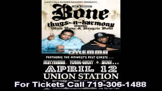 B.o.n.e Thugs N Harmony Live In Colorado Springs