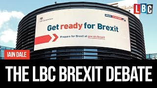 Iain Dale's Brexit Cross Question: 02 December 2019 - LBC