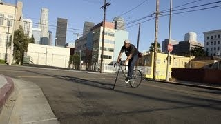 Los Fixie Riders: L.A. Latino Teens on Why They Prefer Fixed Gear Bikes