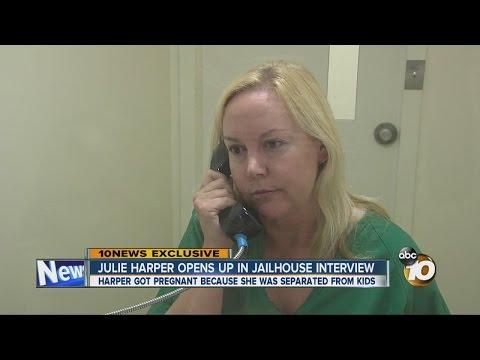 Julie Harper's 1st Interview From Jail