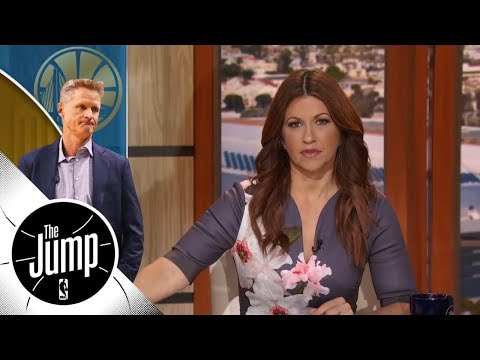 Steve Kerr doing everything to keep Warriors engaged | The Jump | ESPN