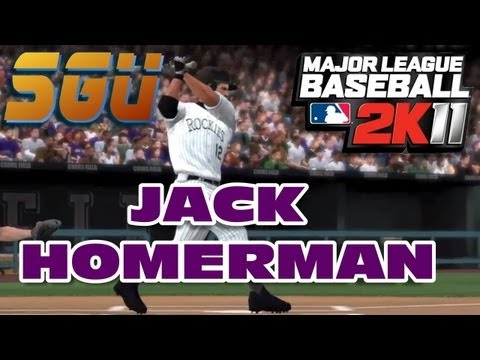 MLB 2K11: My Player mode ft. Jack Homerman - EP 10