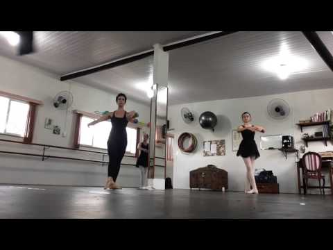Ballet Port de Bras Grade 5