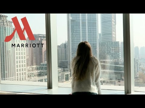 Shanghai Marriott Hotel City Centre Review by Kaja