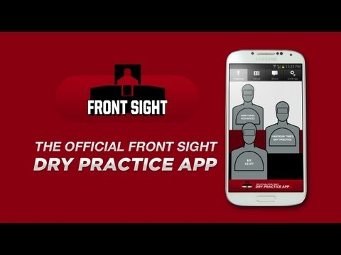 The Front Sight Official Dry Practice (Dry Fire) App