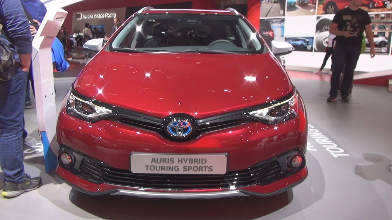 New Toyota Auris Hybrid 2018 Interior Home Plan