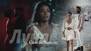 Джан и Санем/Can \u0026 Sanem | Ранняя пташка ~ Луна