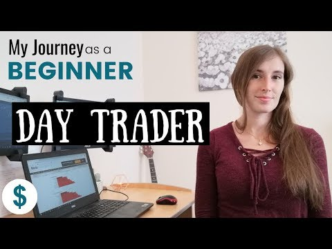 DAY TRADING 📈 My Journey As A Beginner Day Trader